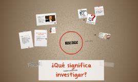 INTRODUCCION A LA METODOLOGÍA DE LA INVESTIGACIÓN