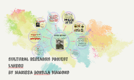 Cultural Research Project