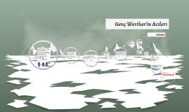 Gen werther'in Acıları