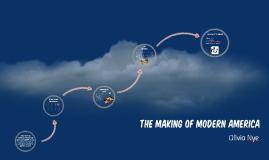 The Making of Modern America