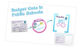 Budget Cuts in Public Schools