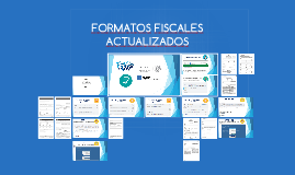 FORMATOS FISCALES ACTUALIZADOS