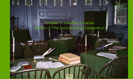9-3 The Constitutional Convention