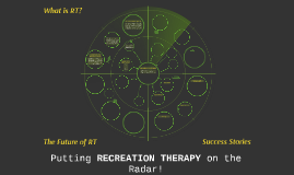 Therepeutic Recreation