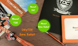 SIC x TOC Bina Bakat