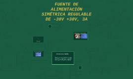 Copy of FUENTE DE ALIMENTACIÓN SIMÉTRICA REGULABLE DE -30V +30V, 3A