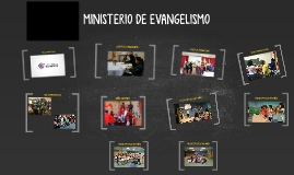 Copy of MINISTERIO DE EVANGELISMO