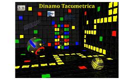Dinamo Tacometrica