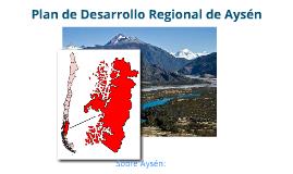 Estudio Caso Plan Aysén