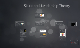 Copy of Situational Leadership Theory