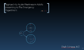 Approach to Acute Weakness