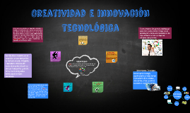creatividad e innovación tecnologica