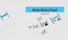 Murder Mystery Project