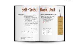 Self Select Book
