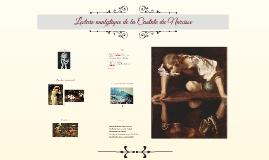 Lecture analytique Cantate de Narcisse