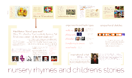 "PAT 5 2013 - ""Nursery Rhymes and Children's Stories"""