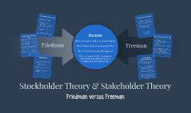 freeman vs friedman