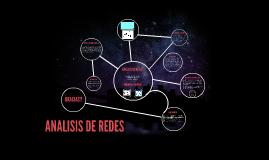 ANALISIS DE REDES