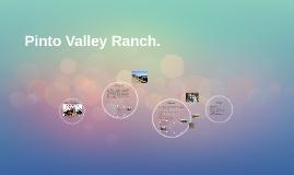 Pinto Valley Ranch.