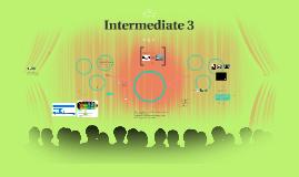 Intermediate 3