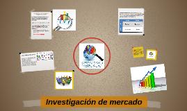 ¿En cuales de las 3 areas funciona la investigacion de merca