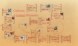 Aula de Filosofia - Cultura: o Cosmo Humano