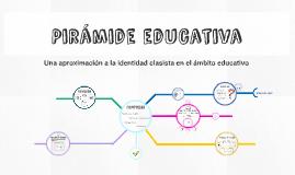 Piramide educativa
