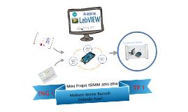 Copy of Arduino Labview Présentation