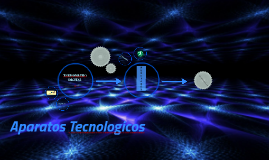 Copy of Aparatos Tecnologicos
