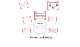 Copy of Visions and voices - Religious Experience