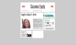 Susanna Foote