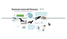 Revolución marina del mesozoico