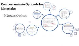 Copia de Métodos Ópticos