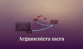Argumentera mera