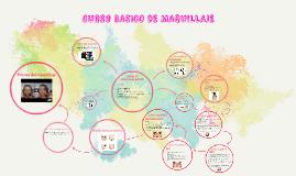 Copy of CURSO DE MAQUILLAJE BASICO