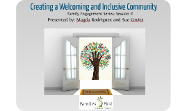 After Schools Creating a Welcoming and Inclusive Community