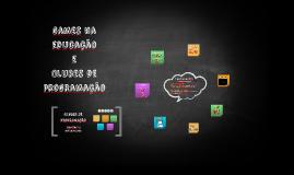 Games na Educação e Programação nas Escolas