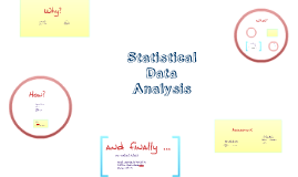 Statistical Data Analysis Introduction 2016