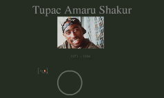 The Life of Tupac Amaru Shakur
