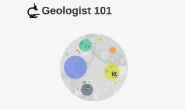Geologist 101