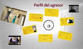 Copy of Perfil del agresor y señales de alerta