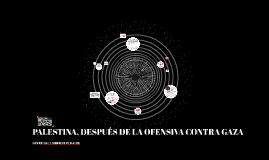 Leyre Lecumberri Zudaire-Trabajo conferencia Palesina