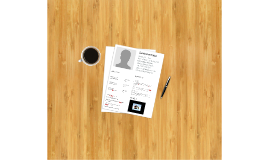 Copy of Copy of Free CV / Resume Prezi Template