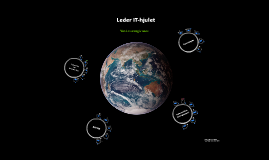 Kort præsentation af Leder IT-hjulet