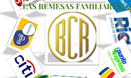 Copy of LAS REMESAS FAMILIARES.