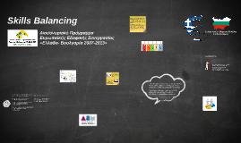 2_Results of Skills Balancing (Greek Presentation)
