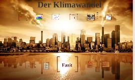 Copy of Der Klimawandel