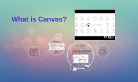 What is Canvas?