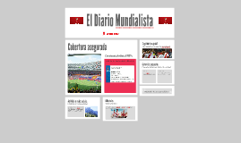 El diario mundialista