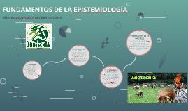 FUNDAMENTOS DE LA EPISTEMIOLOGIA